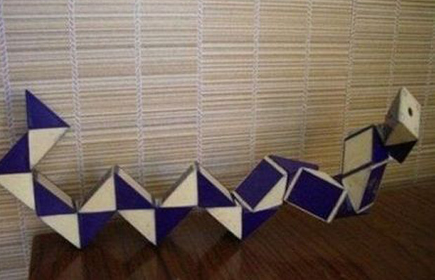 советская игрушка кубик рубик 2