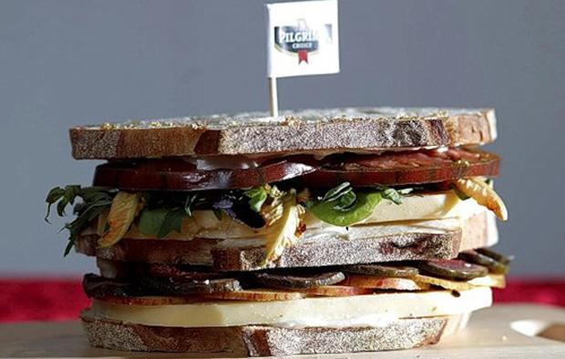 продукты - Самый дорогой сэндвич
