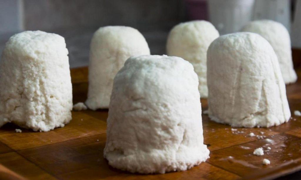 «Ароматный сыр» из ослиного молока.