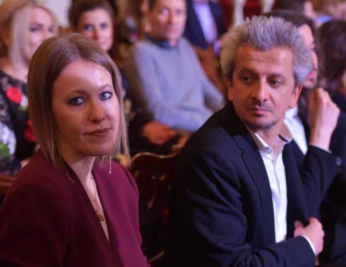 Константин Богомолов роман с Собчак