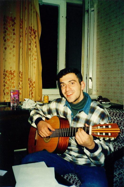Гарик Мартиросян в молодсти 2