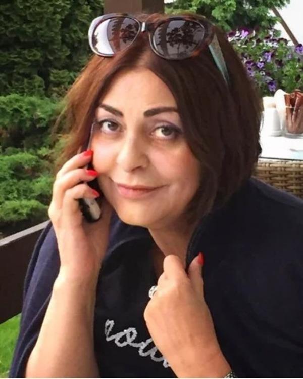 Марина Мигуля.